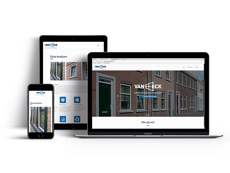 4 Van Eck website